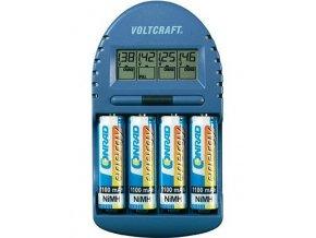Inteligentní nabíječka tužkových baterií Voltcraft BC-500