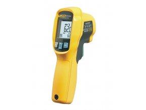 Infračervený teploměr FLUKE-62 MAX, -30 až +500 °C, optika 10:1, krytí IP54