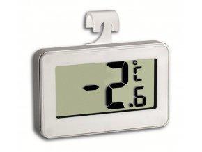 Digitální chladničkový teploměr TFA 30.2028.02 - bílý