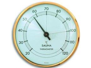 Saunový teploměr TFA 40.1002, bimetalový