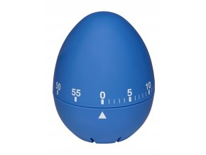 Kuchyňská minutka - vajíčko TFA 38.1032.06; MODRÁ