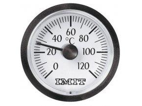 Kapilárový teploměr 0..120 C, průměr 37 mm