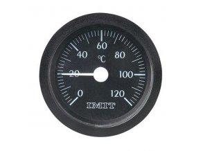 Kapilárový teploměr 0..120 C, průměr 52 mm