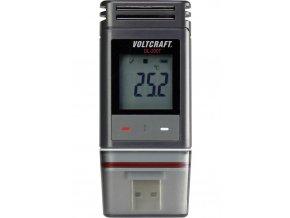 Teplotní datalogger Voltcraft DL-200T - registrační teploměr