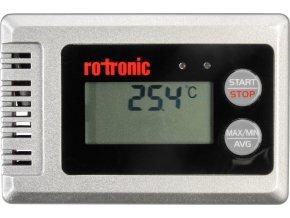 Teplotní datalogger rotronic TL-1D-SET
