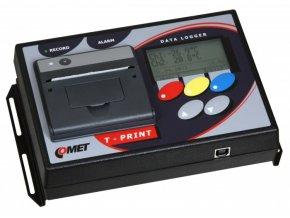 T-Print G0221E Teploměr s vestavěnou tiskárnou