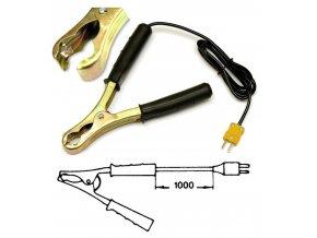 Klešťové teplotní čidlo na potrubí do průměru 32 mm, GTZ300