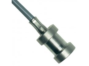 Trubkové teplotní čidlo 1x PT100, -10 až +105 °C