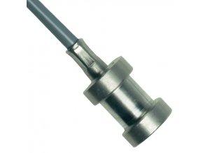 Trubkové teplotní čidlo 1x Pt1000, -10 až +105 °C