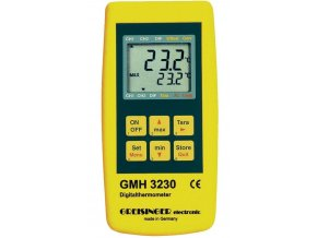 Teploměr Greisinger GMH 3230,-220 až +1768 °C