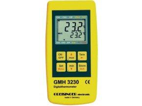 Teploměr Greisinger GMH 3230, -220 AŽ +1750 °C