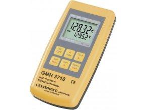 Velmi přesný teploměr Greisinger GMH 3710, -199.99 až +850.0°C, Pt100