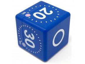 Timer - časovač TFA 38.2036.06 - modrá (10 - 20 - 30 - 60 sekund)