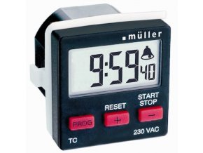 Průmyslový digitální časovač - timer TC 14.21