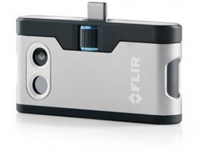 Termokamera FLIR ONE Android USB C, -20 až +120 °C, 80 x 60 pix, 8.7 Hz