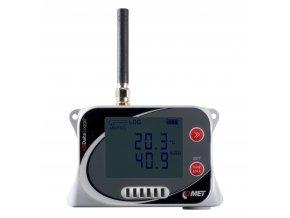 U3120M | Datalogger teploty a vlhkosti s vestavěným čidlem a GSM modemem