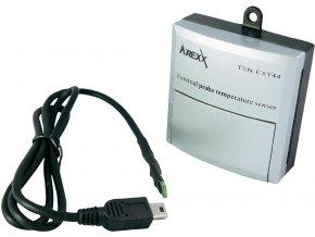 Bezdrátový vysílač teploty s čidlem na kabelu TSN-EXT44