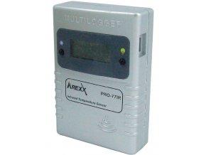 Bezdrátový vysílač teploty - infra teploměr PRO-77IR