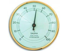 Saunový vlhkoměr TFA 40.1003, syntetické vlasy