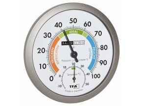 Analogový teploměr-vlhkoměr TFA 45.2042.50
