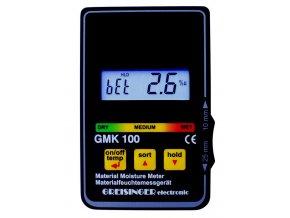 Kapacitní měřič vlhkosti materiálů Greisinger GMK100