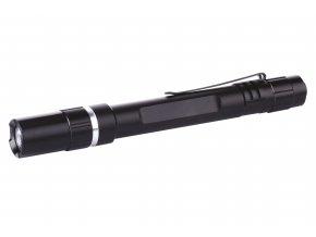 LED svítilna kovová Emos P3895, 1x CREE XPE LED 3W, na 2x AAA