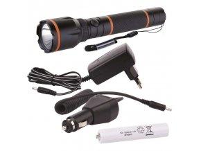 Nabíjecí svítilna LED E-BRL303, 3W LED CREE