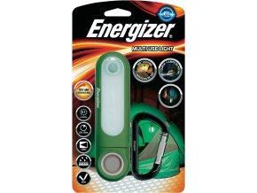 Kapesní LED svítilna Energizer 636637, tmavě zelená