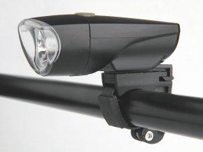 Přední LED svítilna na kolo Emos P3915 | 1W LED | 3x AAA