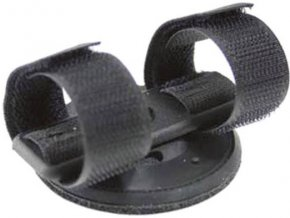 Držák na helmu na suchý zip AccuLux pro HL 10 EX a Petalux, 492840