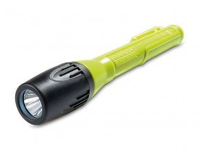 Bezpečnostní LED svítilna Parat PARALUX® PX2, IP68, žlutá (fluorescenční)