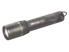 LED svítilna GP P15 + 1x AA baterie GP Ultra
