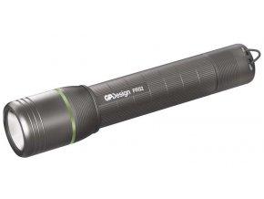 Nabíjecí svítilna LED GP PR52, 5 W CREE LED