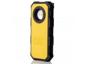 LED svítilna, opasková spona CAT CT5120 baterie