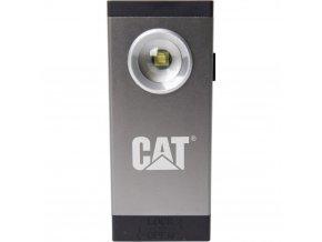 Kapesní LED svítilna Cat CT5110; 250 lm; 3x AAA; opasková spona