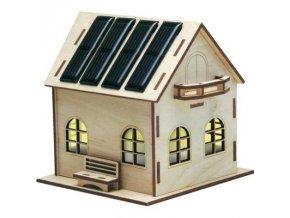 Solární domeček