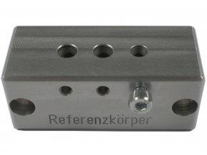 Referenční teplotní bod (teplotní brzda) Dostmann Electronic, Aluminium