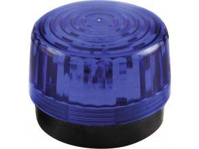 Optická signalizace LED Velleman HAA100BN | Modrá | Záblesková | 12 V/DC