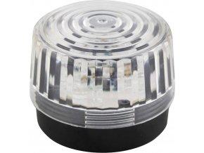 Optická signalizace LED Velleman HAA100WN | Bílá | Záblesková | 12 V/DC