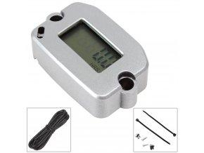 Indukční otáčkoměr + měření motohodin