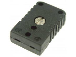 Miniaturní termočlánkový konektor 0,5 mm²