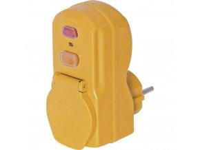 Bezpečnostní adaptér Brennenstuhl 1290631, BDI-A 30, IP54, CZ