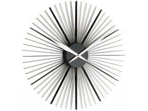 XXL-nástěnné hodiny DAISY, TFA 60.3023.01, Ø 500 mm
