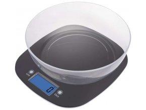 Digitální kuchyňská váha Emos EV025, černá