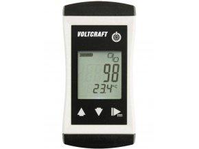 Oxymetr VOLTCRAFT DO-400 VC-8603610, kalibrace dle podnikového standardu