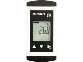 Teploměr VOLTCRAFT PTM-110 VC-8603575, -70 až 250 °C, typ senzoru Pt1000, Kalibrováno dle: výrobcem s certifikátem