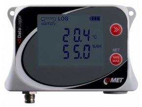 U3121 | Záznamník teploty a vlhkosti pro externí sondu