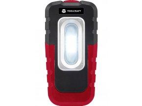 Pracovní světlo LED SMD TOOLCRAFT 1577228 260 mlm, 100 ml
