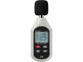 Hlukoměr VOLTCRAFT SL-10, 30 - 130 dB, 31.5 Hz - 8 kHz