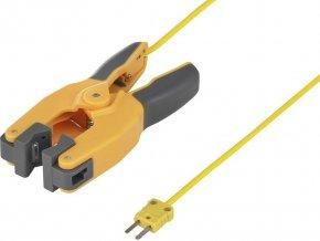 Klešťová sonda VOLTCRAFT TP-300 VC-8252840, 0 až 120 °C, typ senzoru=K
